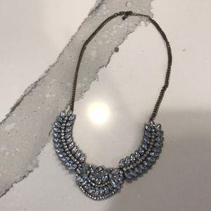 Jewelry - Rhinestone crystal necklace
